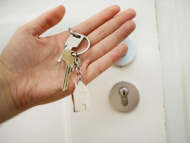 house keys you need after international moving