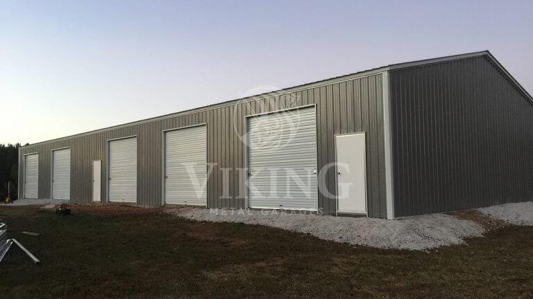 Commercial-garage